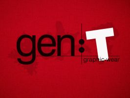 Gen T Logo by BurningEyeStudios