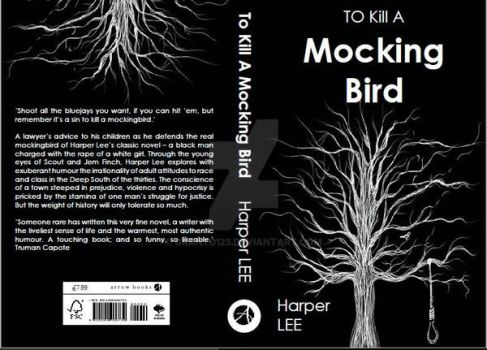 Penguin book cover entry - To Kill a MockingBird by grantd123
