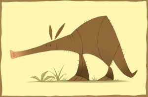 Aardvark by Canvascope
