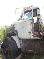 Rusted Truck 3 by Altaria13-Stock