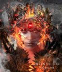 Queen of Fire by 35-Elissandro