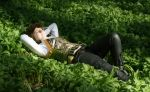 Balthier Resting by Cloie-Coamree
