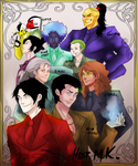 Club's hosts - Mortal Kombat by Ueki2013