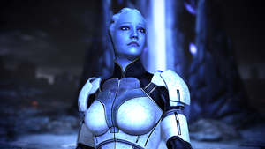 Liara Forever (Beam) by GreenFlagCZ