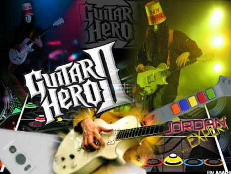 Guitar Hero 2 Pwnage by TORQUETURE