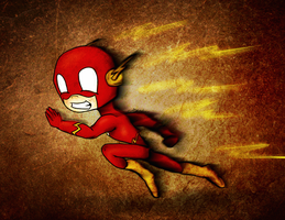 .Fastest man alive. by xMashykax