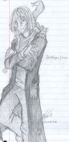Dustfinger Doodle by emochick-siobhan