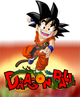 Goku Dragon Ball by overkillborjack
