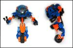 Bionicle MOC - Kapak by mr-shazam