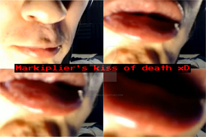 Markipliers Kiss of death by SteffieNeko