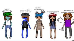 All of us- Roblox by SkyeSkyeRoblox