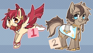Pony Adopt Auction - closed by Mousu