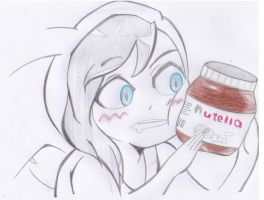 nutella +fionna by asulina12