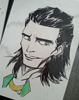 Loki FCBD2014 by kaicastle