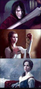 More Game of Thrones by Kyena