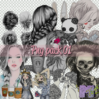 Pack 15 png's by MissBrokenDreams