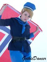 Norway Cosplay ID by GothicDancer