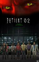 PATIENT 02 MOVIE POSTER. by MAGANNEAL