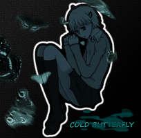 Cold Butterfly by killcupido