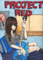 Cover Art- Project Red by buttfabric