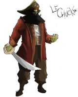 Lechuck by nicadom