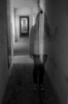 Ghost? :) by Levaander
