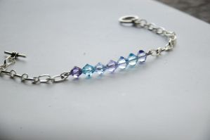 Great and Powerful bracelet by ComparativeRarity