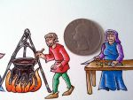 Close Up of Cooks by hollyann