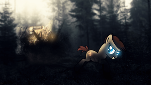 I'll Be Gone ~ Wallpaper by Karl97