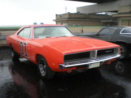 Dodge Charger '69 The Dukes by franco-roccia