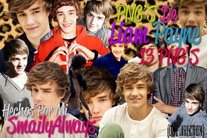 PNGS de Liam Payne de One Direction by SmailyAlways