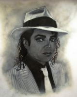 Michael Jackson by Mark-Duffy