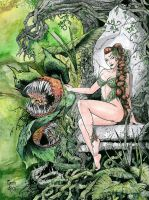Poison Ivy finished by raptor19863