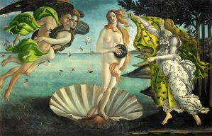 ALBUS 2010 - Birth of Venus by firefoxcentral