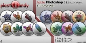 Photoshop CS2 Icon Suite by pacman121