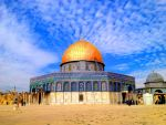 Dome of the Rock by loreloreliz