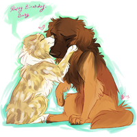 happy b-day sammy by Aibyou