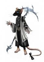 Shinigami Mouse by arania