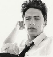 James Franco by Shad0wz0ne by WitchKing-Club