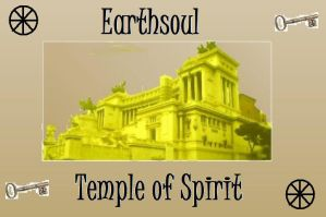 Gold Edition-Temple of Spirit by Zeldaboyz