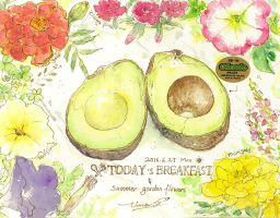 #daily080 Today's Breakfast(20) by tinashan