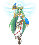 Palutena by Soap9000