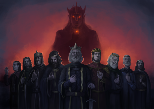 The Nazgul by SpartanK42