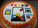 Tetris Cake by Despereaux-7