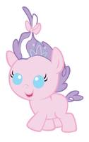 Baby Diamond Tiara by MarianHawke