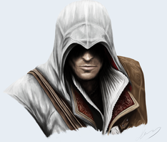 Ezio Auditore da Firenze by Banni-Whitemane