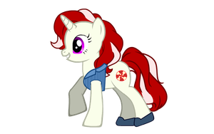 peppermint pony creator by nitron100