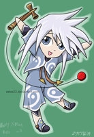 Tales gift chibi - Genis by zelos22