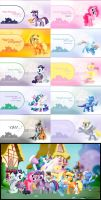 My Little Pony (Wallpaper Pack) by nicolaykoriagin