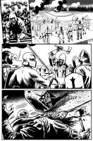 Teuton: Volume 3 - 01 by ADAMshoots